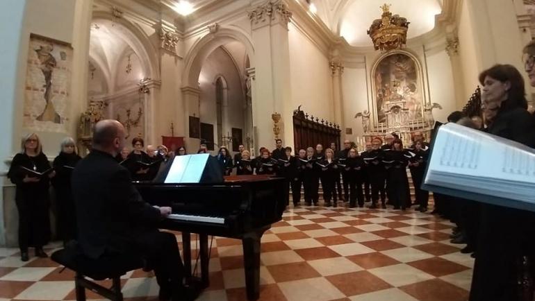 Concerto Cori San Marco Pordenone e Tomat Spilimbergo